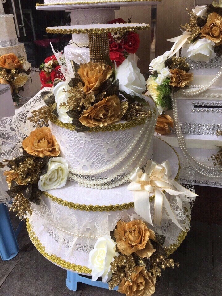 bánh cưới giả hà nội