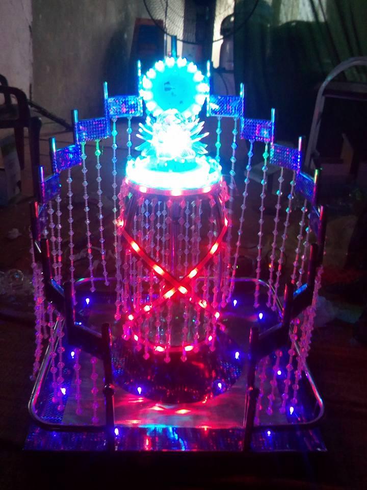 tháp champange
